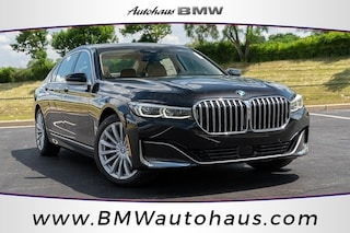 New 2022 BMW 740i xDrive Sedan for sale in St Louis, MO