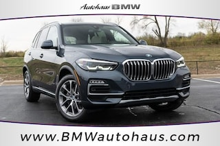 New 2021 BMW X5 xDrive40i SAV for sale in St Louis, MO