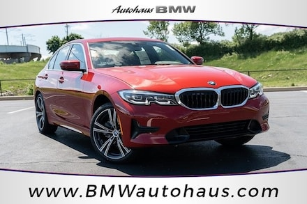 Featured new 2021 BMW 330i xDrive Sedan for sale in St. Louis, MO
