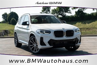 New 2022 BMW X3 M40i SAV for sale in St Louis, MO