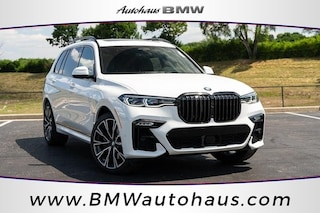 New 2021 BMW X7 M50i SAV for sale in St Louis, MO