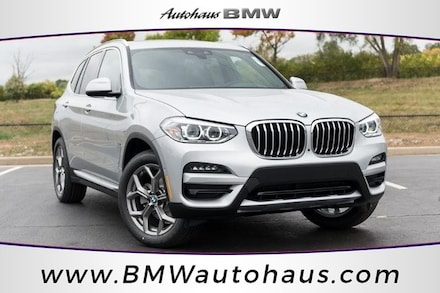 Featured new 2021 BMW X3 xDrive30i SAV for sale in St. Louis, MO