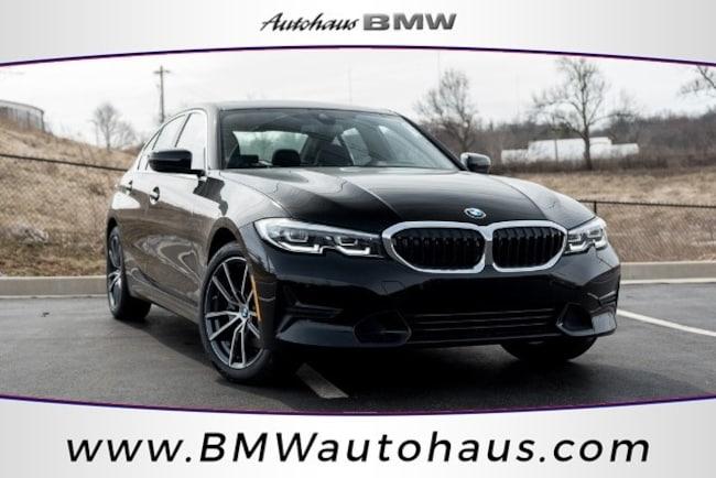 New 2019 Bmw 330i Xdrive For Sale In Saint Louis Mo Near Creve Coeur Maplewood St Charles Mo Vin Wba5r7c52kaj80524