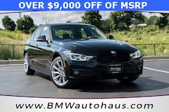 Pre-Owned 2018 BMW 3 Series 320i xDrive Sedan in Saint Louis, MO