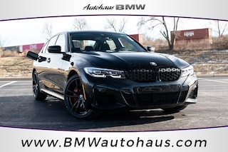 New 2021 BMW M340i xDrive Sedan for sale in St Louis, MO