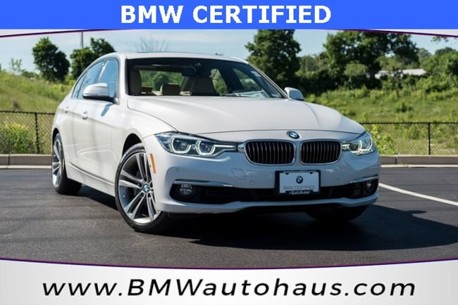 certified pre-owned 2016 BMW 3 Series 340i xDrive Sedan in st louis mo