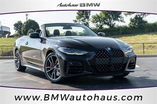 New 2022 BMW M440i xDrive Convertible for sale in St Louis, MO