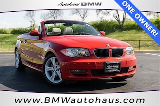 Pre-Owned 2009 BMW 1 Series 128i Convertible in Saint Louis, MO