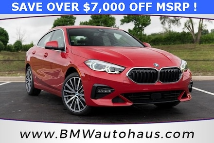 Featured used 2020 BMW 228i xDrive Gran Coupe for sale in St. Louis, MO