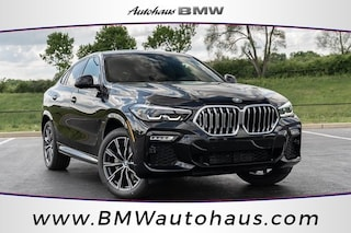 New 2021 BMW X6 xDrive40i Sports Activity Coupe for sale in St Louis, MO