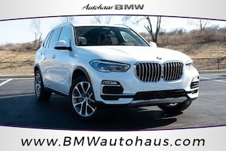 New 2021 BMW X5 PHEV xDrive45e SAV for sale in St Louis, MO