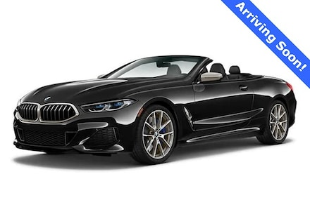 Featured new 2022 BMW M850i xDrive Convertible for sale in St. Louis, MO