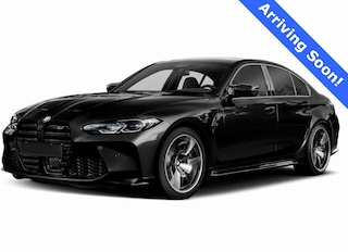 New 2021 BMW M3 Competition Sedan for sale in St Louis, MO