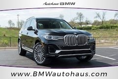 New 2019 BMW X7 xDrive50i SUV for sale in St Louis, MO