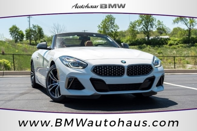 New 2020 Bmw Z4 M40i For Sale In Saint Louis Mo Near Creve