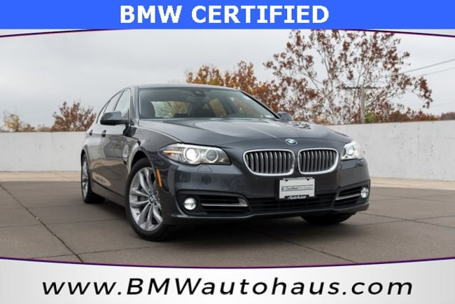 Pre-Owned 2016 BMW 5 Series 550i Xdrive Sedan for sale in St. Louis, MO