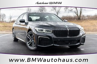 New 2021 BMW 750i xDrive Sedan for sale in St Louis, MO