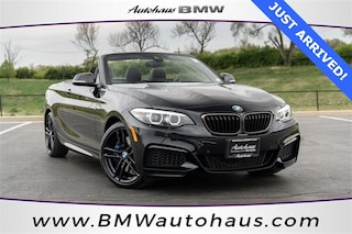 Pre-Owned 2020 BMW 2 Series M240i Convertible in Saint Louis, MO