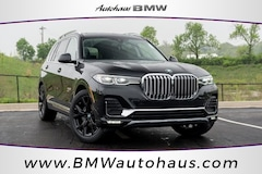 New 2019 BMW X7 xDrive40i SUV for sale in St Louis, MO