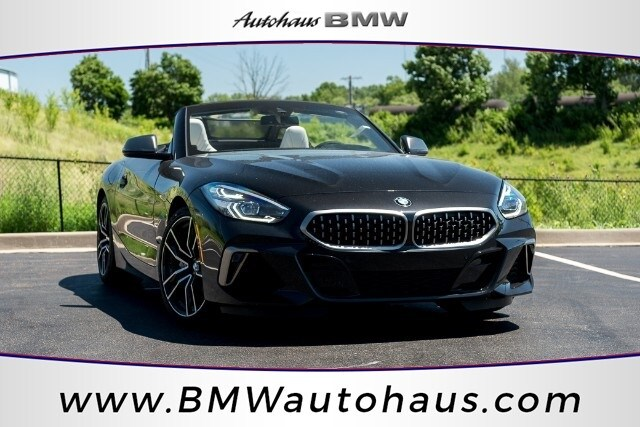 Featured new 2020 BMW Z4 M40i Convertible for sale in St. Louis, MO