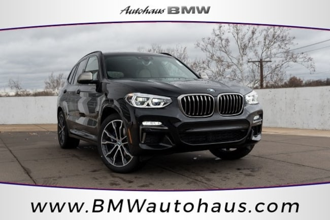 New 2019 BMW X3 M40i SAV for sale in St. Louis, MO