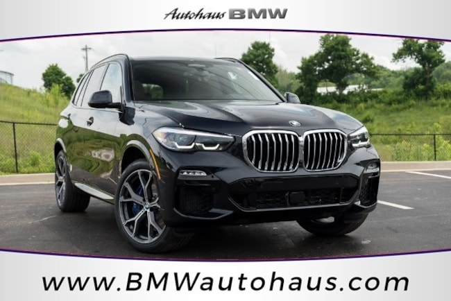 New 2019 BMW X5 xDrive50i SAV for sale in St. Louis, MO
