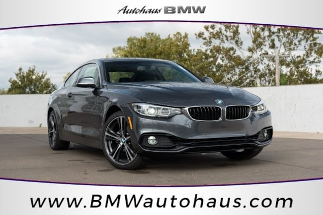 New 2019 BMW 430i xDrive For Sale in Saint Louis MO | Near Creve Coeur,  Maplewood & St  Charles, MO | VIN:WBA4W5C54KAE49733