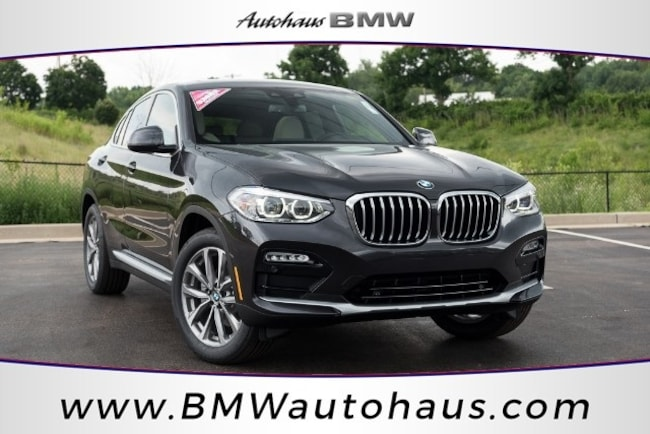 New 2019 BMW X4 xDrive30i Sports Activity Coupe for sale in St. Louis, MO