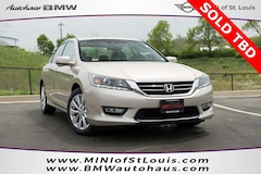 Bargain Vehicles for sale 2013 Honda Accord EX-L Sedan in Saint Louis, MO