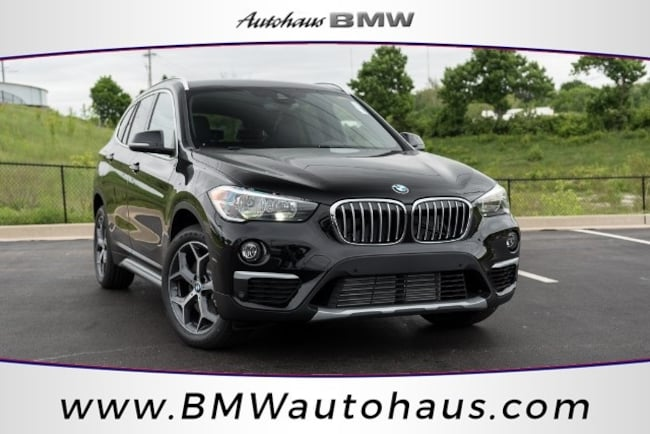 New 2019 BMW X1 sDrive28i SUV for sale in St. Louis, MO