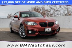 Pre-Owned 2018 BMW 2 Series 230i xDrive Coupe in Saint Louis, MO