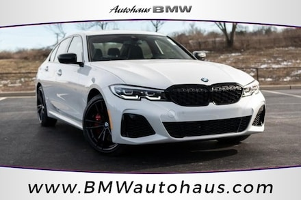 Featured new 2021 BMW M340i xDrive Sedan for sale in St. Louis, MO