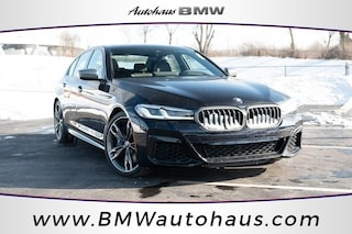 New 2021 BMW M550i xDrive Sedan for sale in St Louis, MO