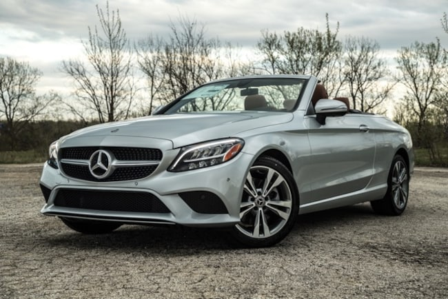 New 2019 Mercedes-Benz C-Class For Sale at Autohaus of Peoria | VIN