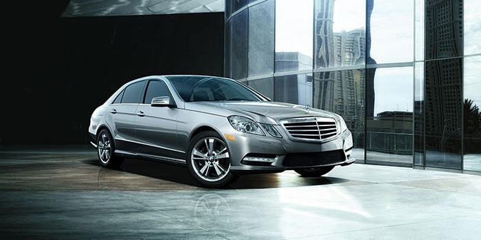 CPO Mercedes-Benz E-Class