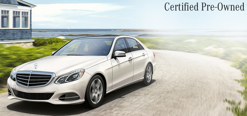 Consider a certified pre owned mercedes benz vehicle for Autohaus on edens mercedes benz