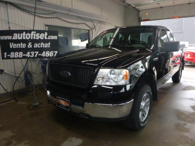 2005 Ford F-150 XLT 4X4 V-8 4.6 L. $ 71.03/SEM+TX Camion cabine double