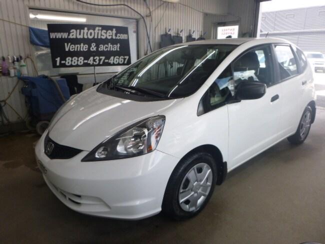 2014 Honda Fit DX-A autom.air, $63.33/sem+taxes À hayon