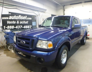 2010 Ford Ranger Sport $ $ 46.23 /SEM+TX  ANTI-PATINAGE IMPECCABLE Camion cabine double