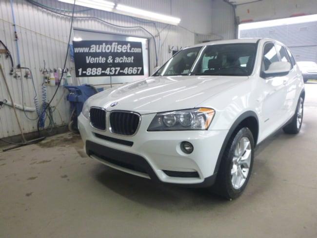 2013 BMW X3 xDrive28i autom. $78.14/sem+taxes VUS