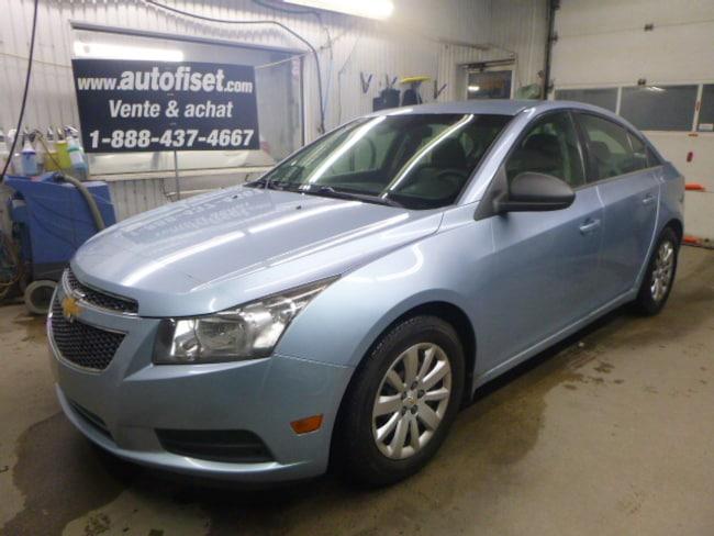 2011 Chevrolet Cruze LS $ 27.44/SEMAINE+TX Berline