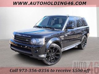 Used Land Rover Range Rover Sport Mountain Lakes Nj
