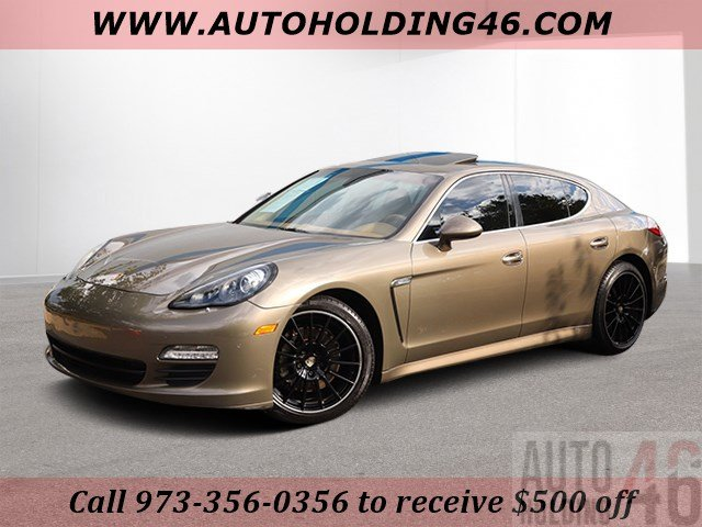 Used Porsche Panamera Mountain Lakes Nj
