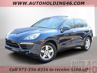 Used Porsche Cayenne Mountain Lakes Nj