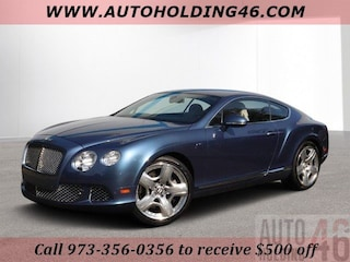 Used Bentley Continental Gt Mountain Lakes Nj
