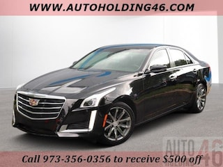 Used Cadillac Cts Sedan Mountain Lakes Nj