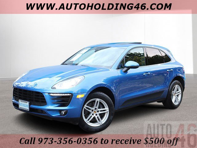 Used Porsche Macan Mountain Lakes Nj