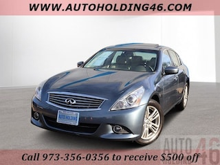 Used Infiniti G37 Sedan Mountain Lakes Nj