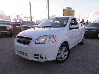 2008 Chevrolet Aveo LT, Sunroof Sedan