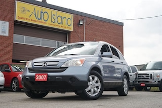 2007 Honda CR-V EX-L, 4WD, Leather, Sunroof SUV